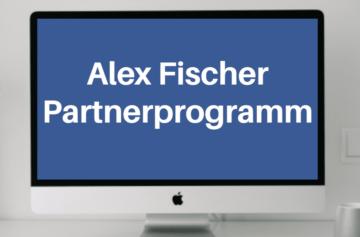 alex fischer partnerprogramm