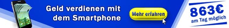 Smartphone Cash Machine Gunnar Kessler