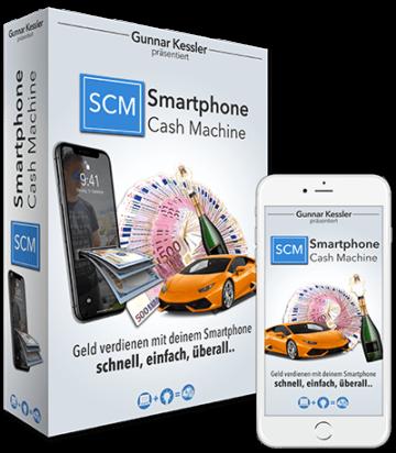 Smartphone Cash Machine